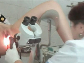 spy gyno exam